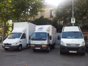Transportes traslados locales nacionales desde barcelona for Transporte de muebles barcelona